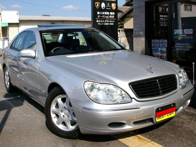 1999 mercedes benz s430 s430 for sale japanese used cars for S430 mercedes benz for sale