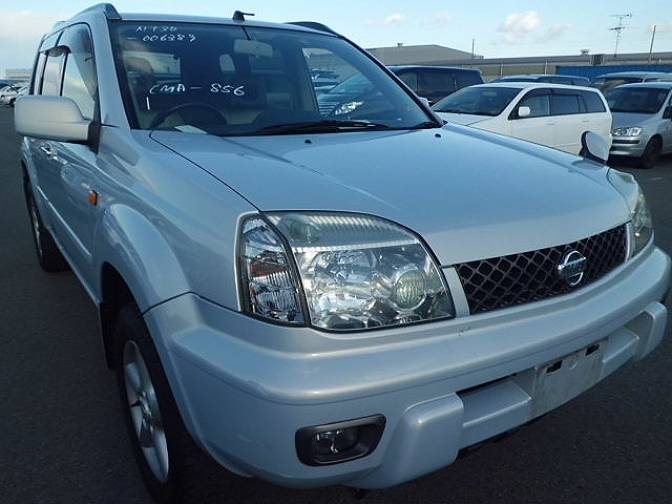 2000 nissan x trail nt30 4wd x for sale japanese used cars details carpricenet. Black Bedroom Furniture Sets. Home Design Ideas