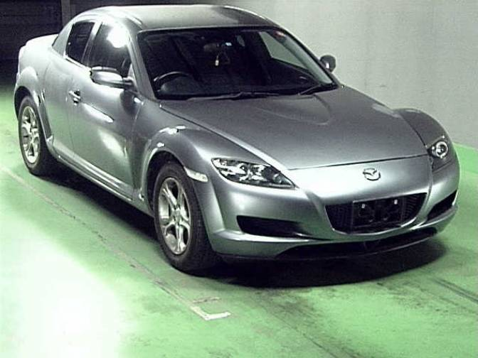 Mazda RX-8 Base grade , photo No.1
