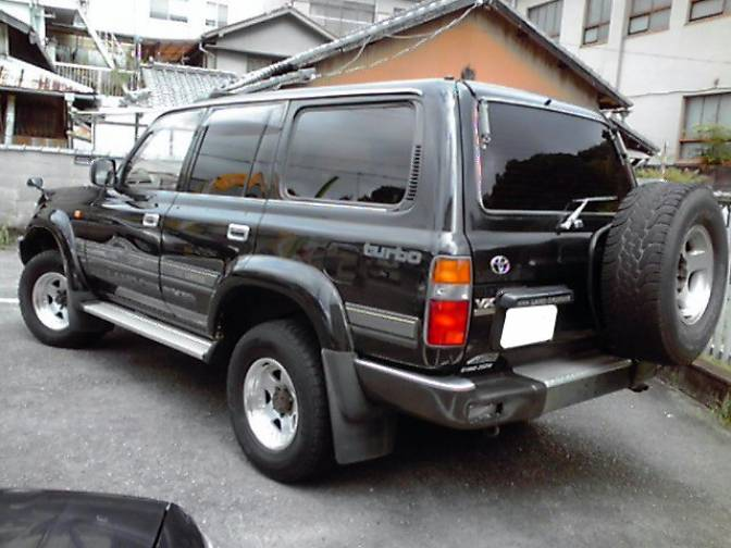 Toyota Remote Start >> 1993 Toyota Land Cruiser HDJ81 VX for sale, Japanese used cars details - CarPriceNet
