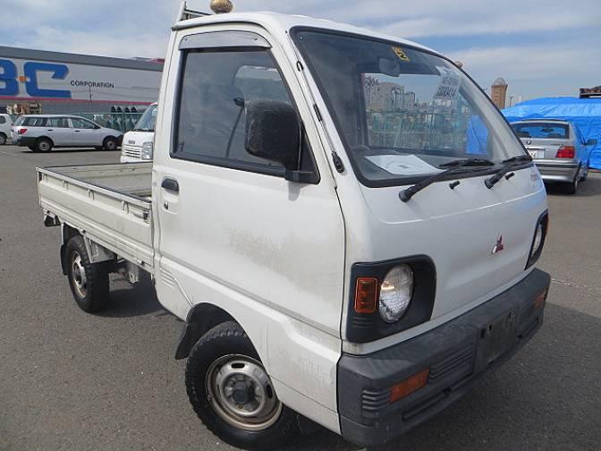 mitsubishi minicab 1998