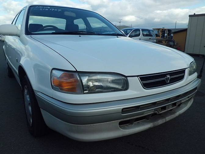 1997 Toyota Corolla AE110 SE saloon for sale, Japanese used cars