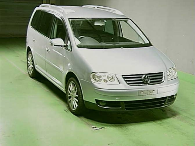 Volkswagen Golf Touran 1TAXW