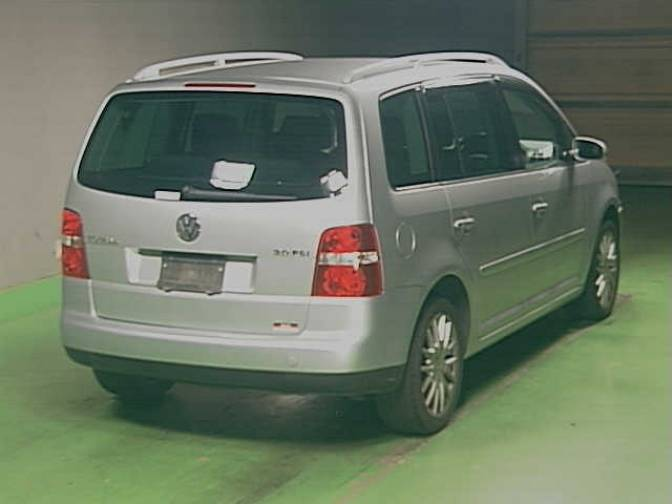 Volkswagen Golf Touran 1TAXW , photo No.11