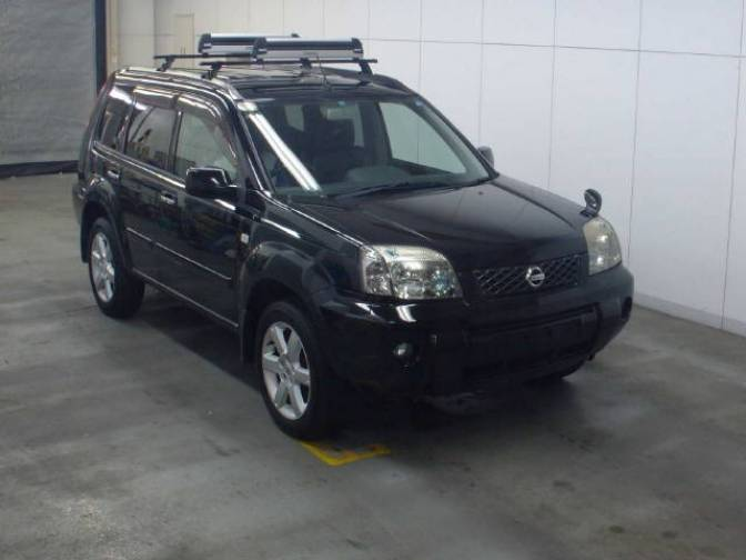2005 8 nissan x trail nt30 xtt 4wd for sale japanese used cars details carpricenet. Black Bedroom Furniture Sets. Home Design Ideas