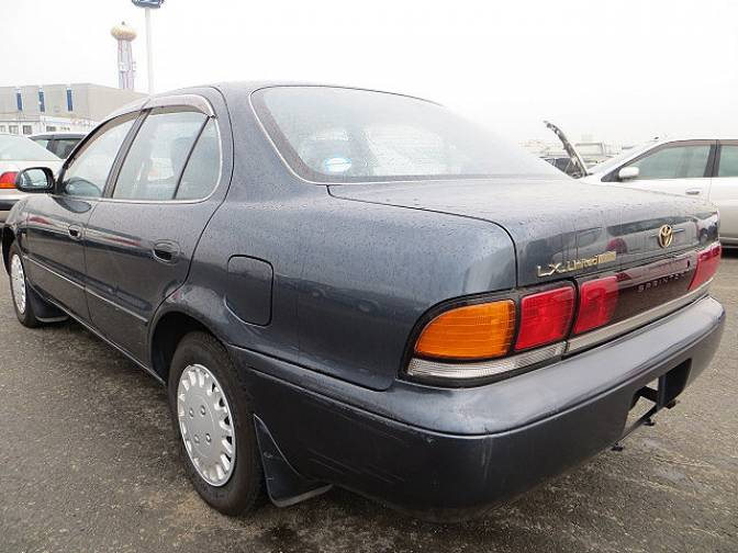 1995 Toyota Sprinter Ae100 Xe For Sale Japanese Used Cars