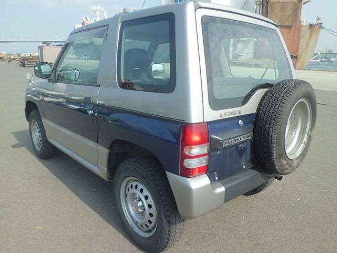 Mitsubishi Pajero Mini H51A XR-II , photo No.12