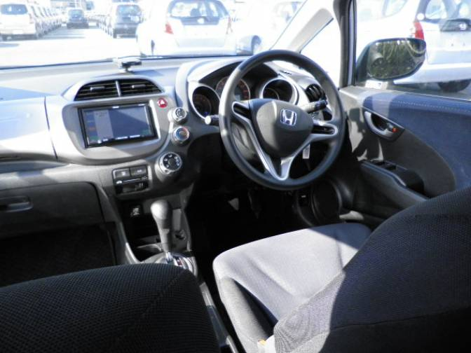 Honda Used Cars For Sale >> 2009/2 Honda Fit DBA-GE6 G for sale, Japanese used cars ...