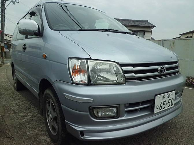 1997 toyota townace noah sr50g super extra sold out gt other toyota