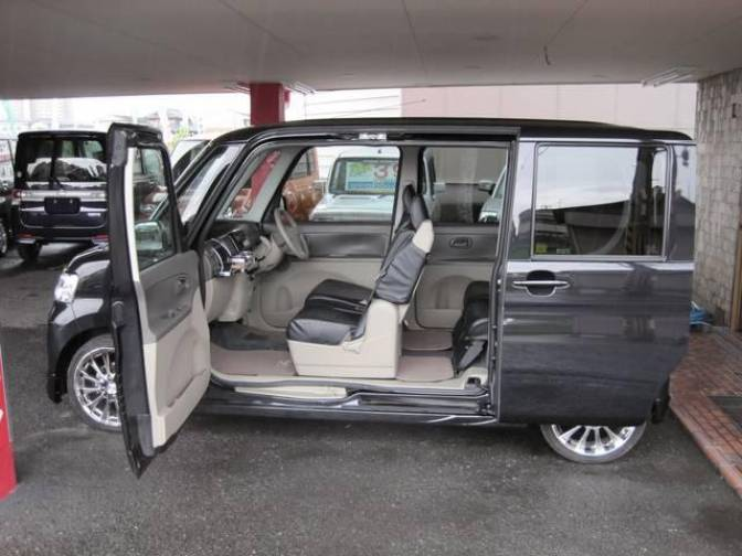 2008 Daihatsu Tanto L For Sale Japanese Used Cars Details