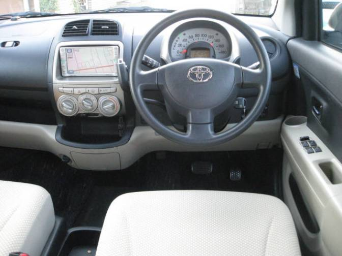 2007 3 Toyota Passo Qnc10 G For Sale Japanese Used Cars