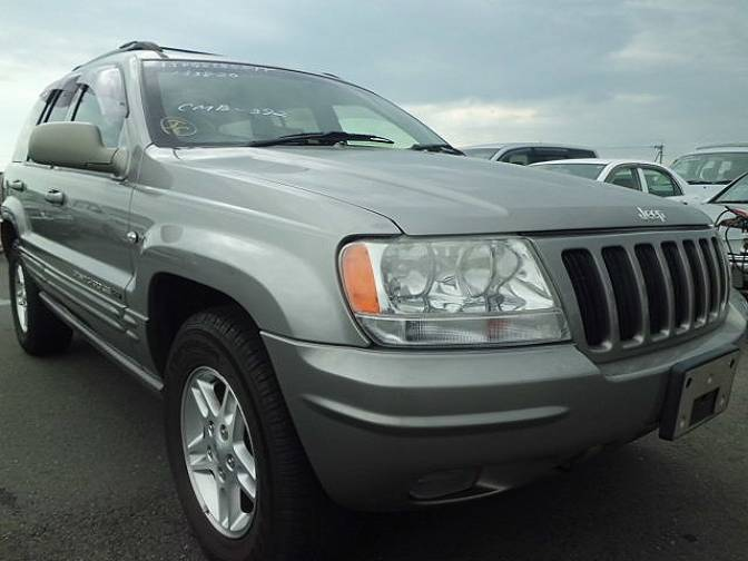 2001 jeep grand cherokee wj40 ltd for sale japanese used. Black Bedroom Furniture Sets. Home Design Ideas