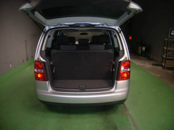 Volkswagen Golf Touran 1TAXW , photo No.15