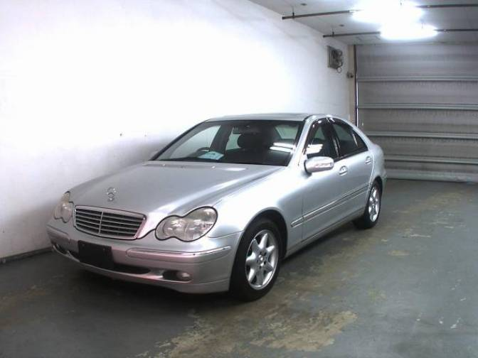 2003 mercedes benz c240 203061 c 240 for sale japanese for Mercedes benz c240 price