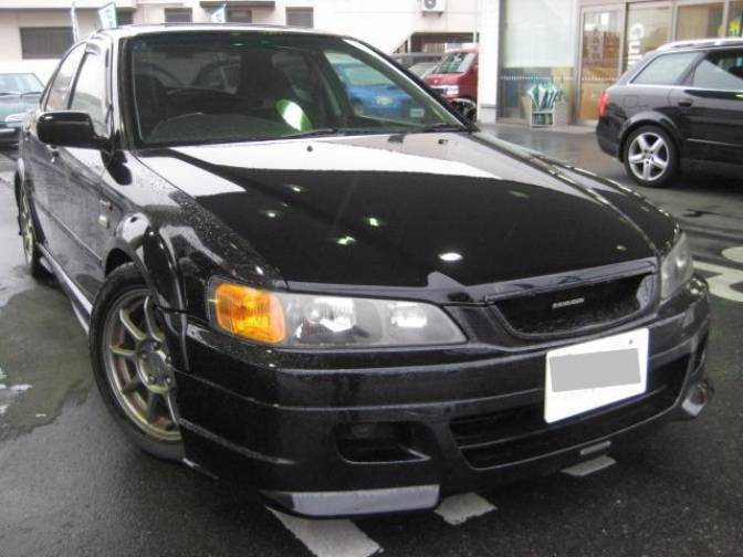 2001 honda accord cl1 euro r for sale japanese used cars details carpricenet. Black Bedroom Furniture Sets. Home Design Ideas