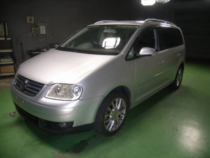 Volkswagen Golf Touran 1TAXW , photo No.16