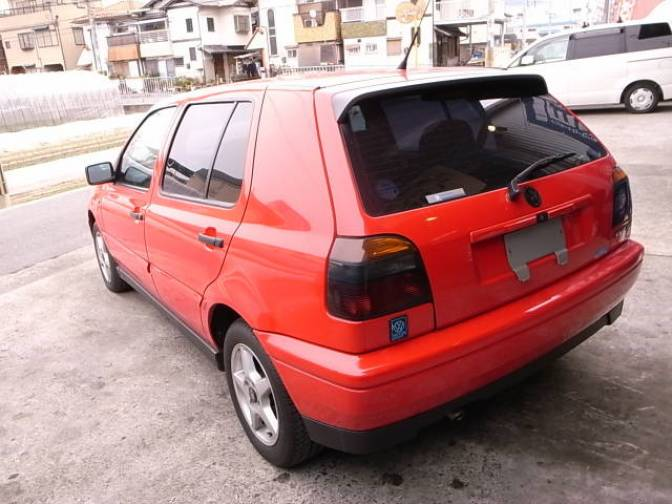 1997 Volkswagen Golf Gt Motor Sports For Sale Japanese Used Cars