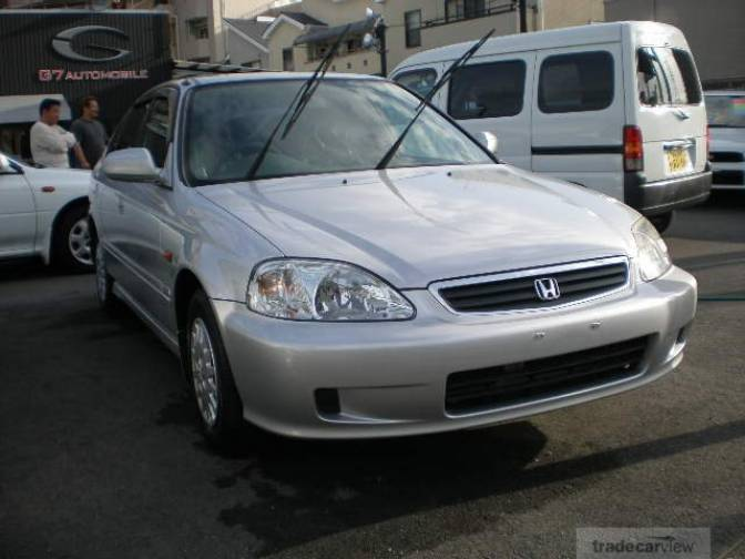 2000 honda civic ferio ek3 x for sale japanese used cars details carpricenet. Black Bedroom Furniture Sets. Home Design Ideas