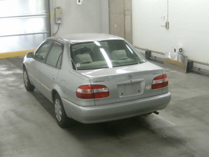 1998 Toyota Corolla AE110 XE saloon LTD for sale, Japanese