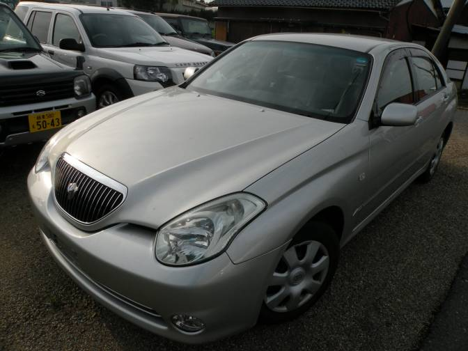 2004 4 Toyota Verossa Jzx110 25 For Sale Japanese Used