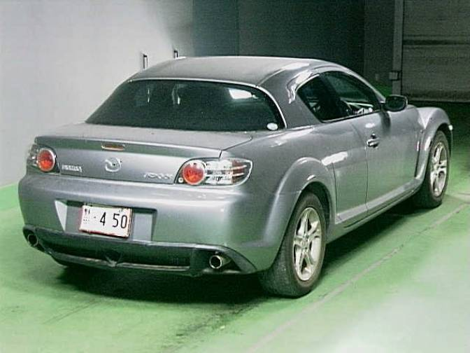 Mazda RX-8 Base grade , photo No.2