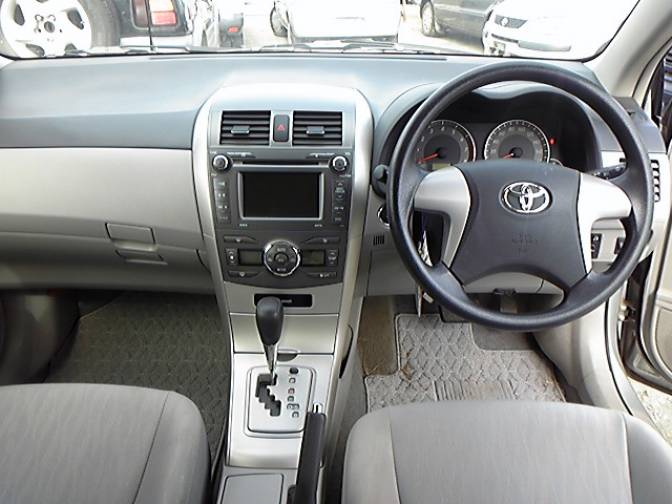 2007 3 Toyota Corolla Axio Nze141 G For Sale Japanese