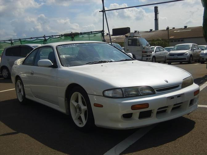1995/12 Nissan Silvia S14 Q's for sale, Japanese used cars ...