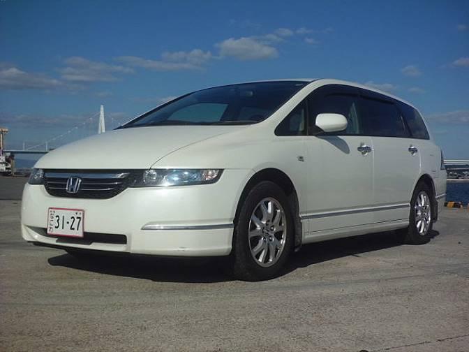 2006 2 honda odyssey rb1 l selection for sale japanese used cars details carpricenet. Black Bedroom Furniture Sets. Home Design Ideas