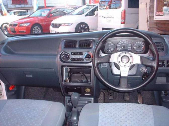 Local Used Cars >> 2001 Daihatsu Storia X4 for sale, Japanese used cars ...