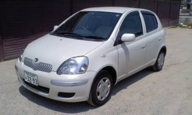 2000 Toyota Vitz SCP10 B Eco package for sale, Japanese ...