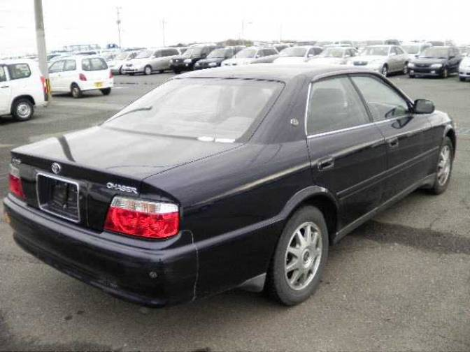 1999 1 Toyota Chaser Gf Gx100 Avante For Sale Japanese