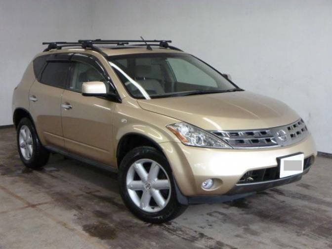 2005 7 nissan murano tz50 250xl for sale japanese used cars details carpricenet. Black Bedroom Furniture Sets. Home Design Ideas