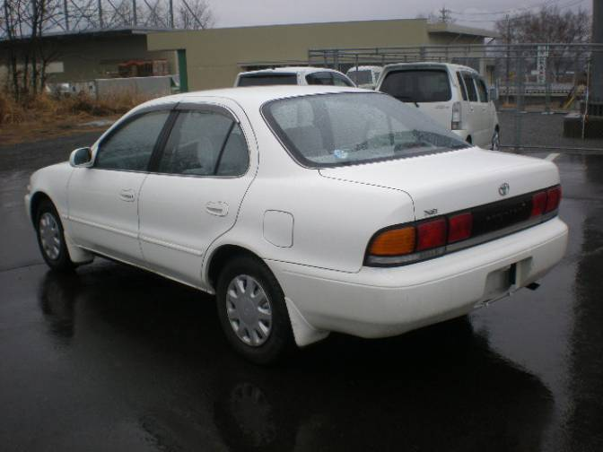 City To City Mileage >> 1995/2 Toyota Sprinter AE100 XE for sale, Japanese used cars details - CarPriceNet