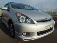 Used Toyota WISH ZNE10G  X S package for sale