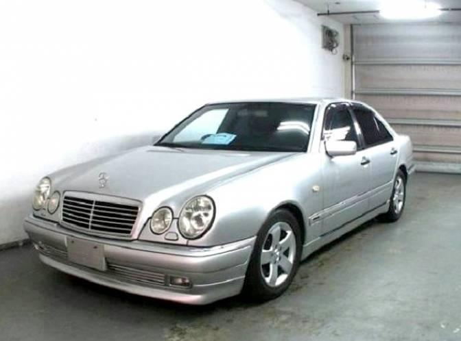 1998 Mercedes Benz E430 210070 E 430 Av For Sale Japanese