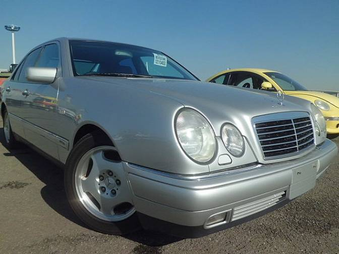 1998 mercedes benz e430 e430 avant garde for sale for Mercedes benz e430 for sale