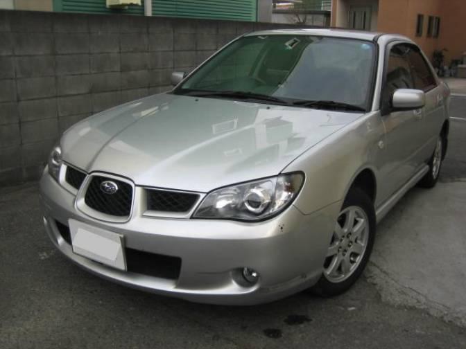 2005 9 Subaru Impreza Gd2 1 5i For Sale Japanese Used