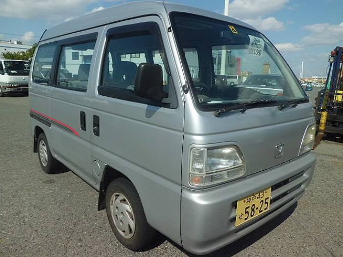 1998 Honda Acty Van HH3 V For Sale, Japanese Used Cars