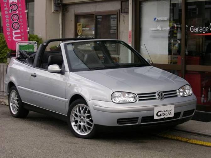 Volkswagen Golf Cabriolet Base Grade Photo No 25