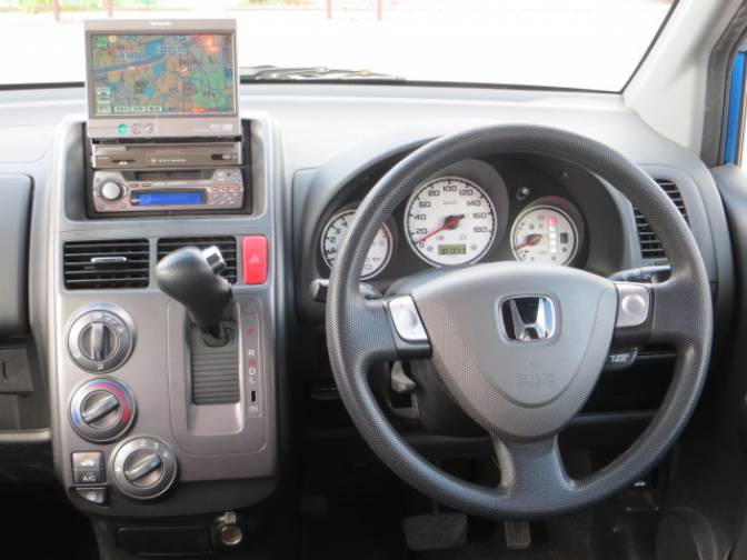 2003 Honda Mobilio Spike GB1 HDD Navigation HID edition for sale, Japanese used cars details ...