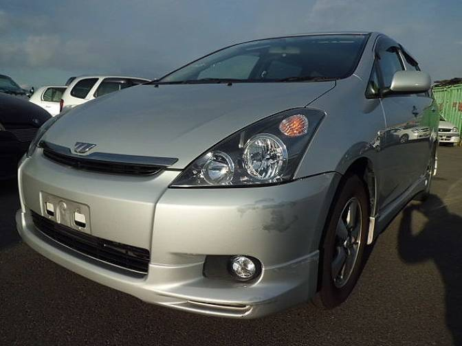Toyota WISH ZNE10G X S package , photo No.26