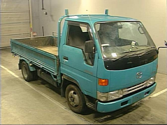 1997 toyota dyna truck