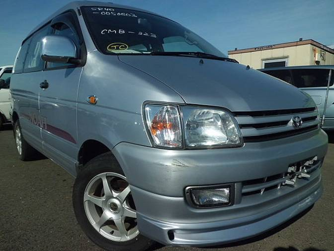 1997 7 toyota townace noah sr40g super extra sold out gt other toyota