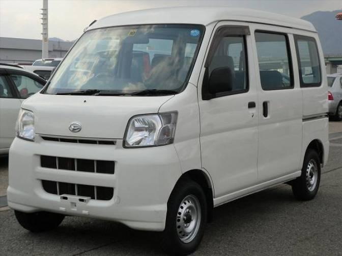 2007/10 Daihatsu Hijet Van S320V MINI VAN For Sale