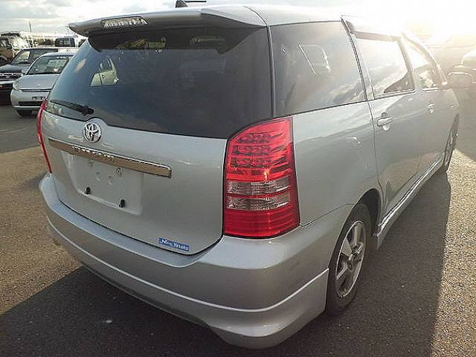 Toyota WISH ZNE10G X S package , photo No.27