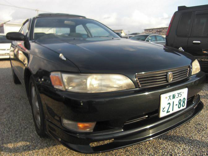 toyota mark ii tourer s