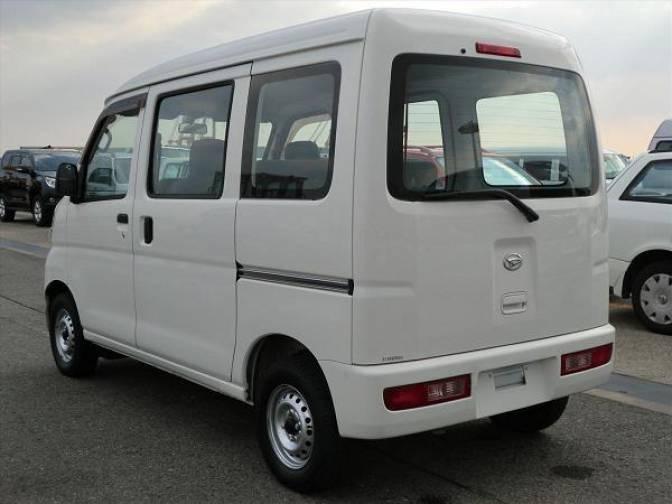 Used Toyota Corolla For Sale >> 2007/10 Daihatsu Hijet Van S320V MINI VAN for sale ...