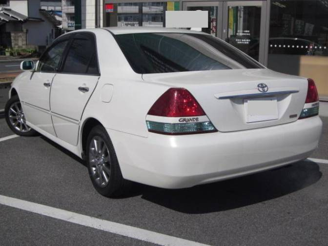 2003 Toyota Mark Ii Gx110 Grande 35th Anniversary For Sale