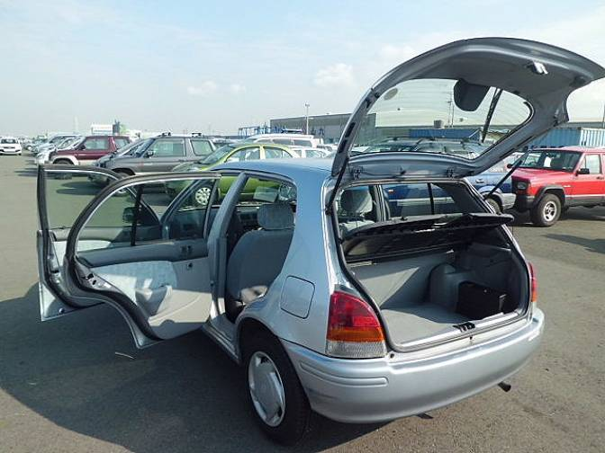 1996 Toyota Starlet Ep91 Reflet For Sale Japanese Used