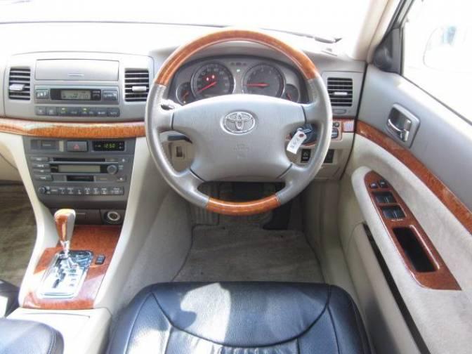 Basic Car Maintenance >> 2003 Toyota Mark II GX110 Grande 35th anniversary for sale, Japanese used cars details - CarPriceNet